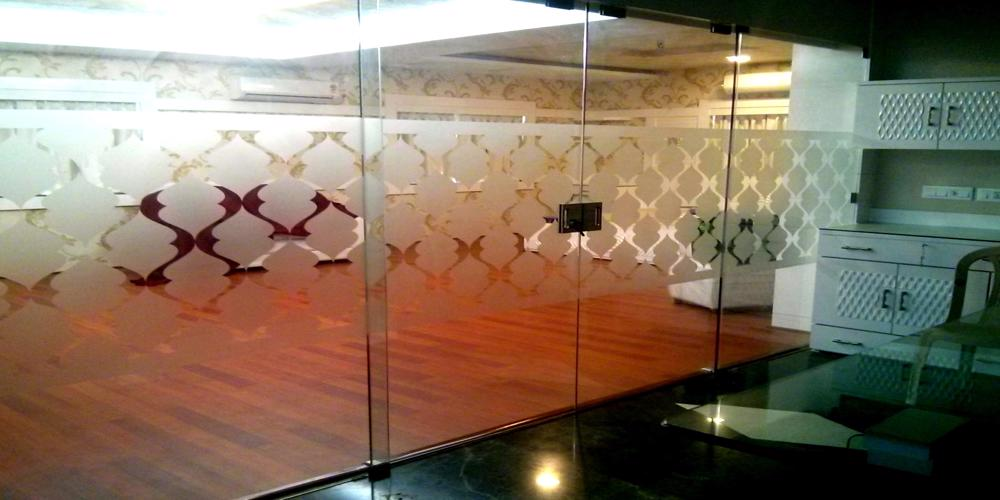 Design Glass film