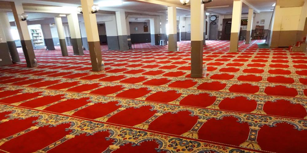 Mosque Carpet-Janamaz