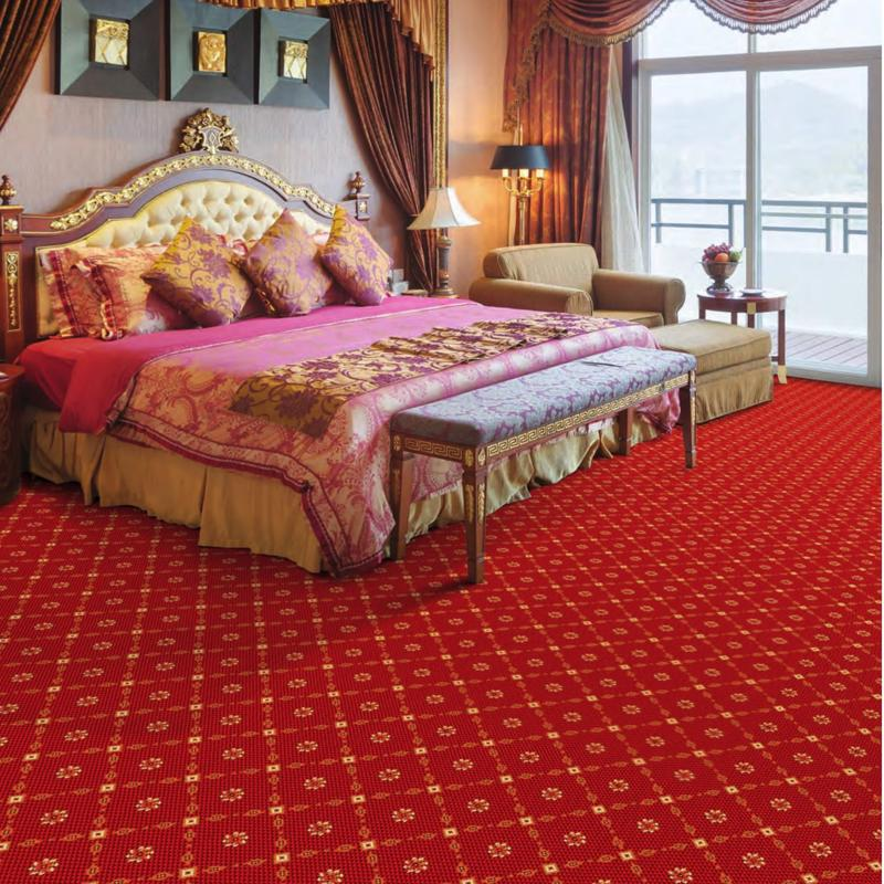 Wall to Wall Carpet (Traditional Design)