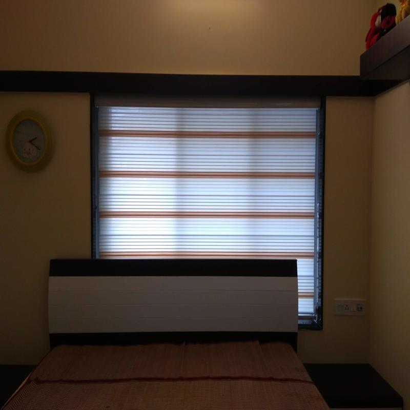 Window Blinds - Zebra Blinds